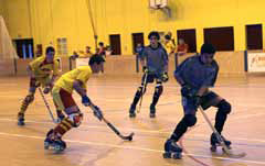 Hockey club canton de Montlhéry